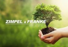 Zimpel & Franke Gruppe | Ein Auto - ein neuer Baum!