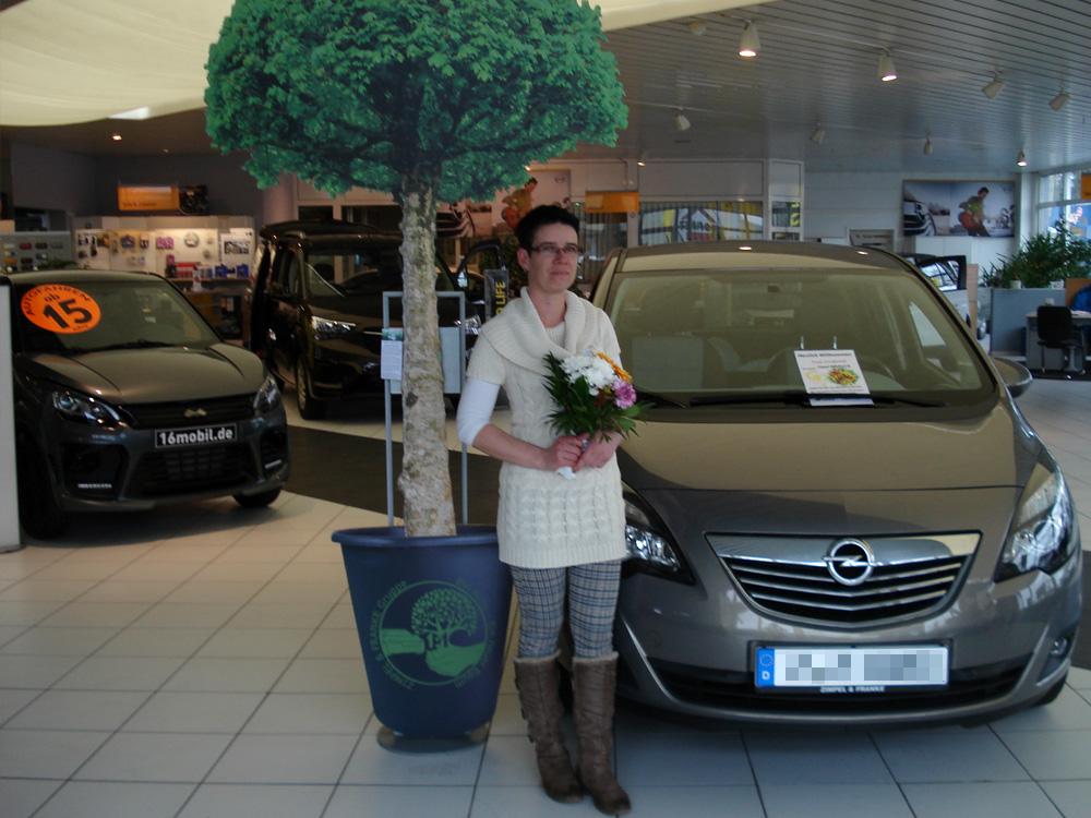 Ein Auto - ein neuer Baum #machenstattmeckern 0024