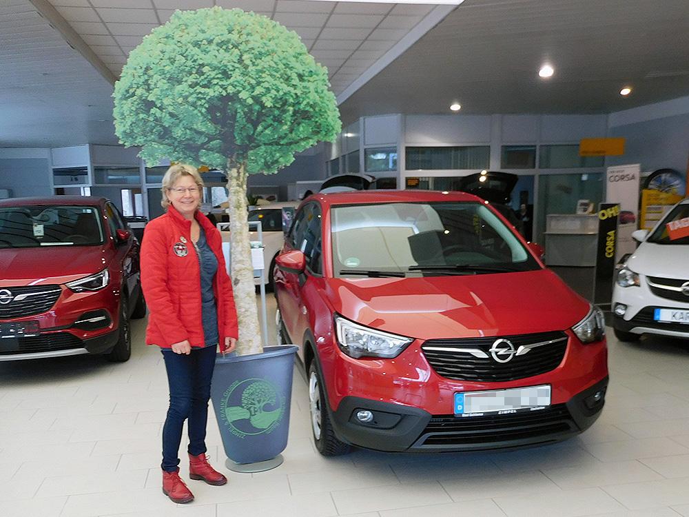 Ein Auto - ein neuer Baum #machenstattmeckern 0027