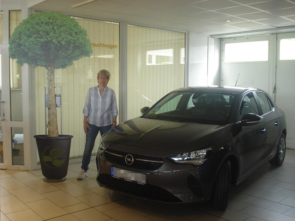 Ein Auto - ein neuer Baum #machenstattmeckern 0056