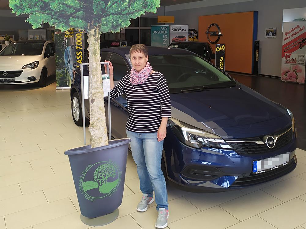Ein Auto - ein neuer Baum #machenstattmeckern 0063