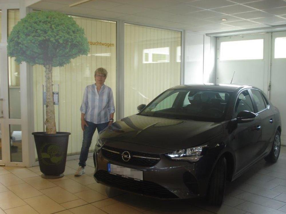 Ein Auto - ein neuer Baum #machenstattmeckern 0097