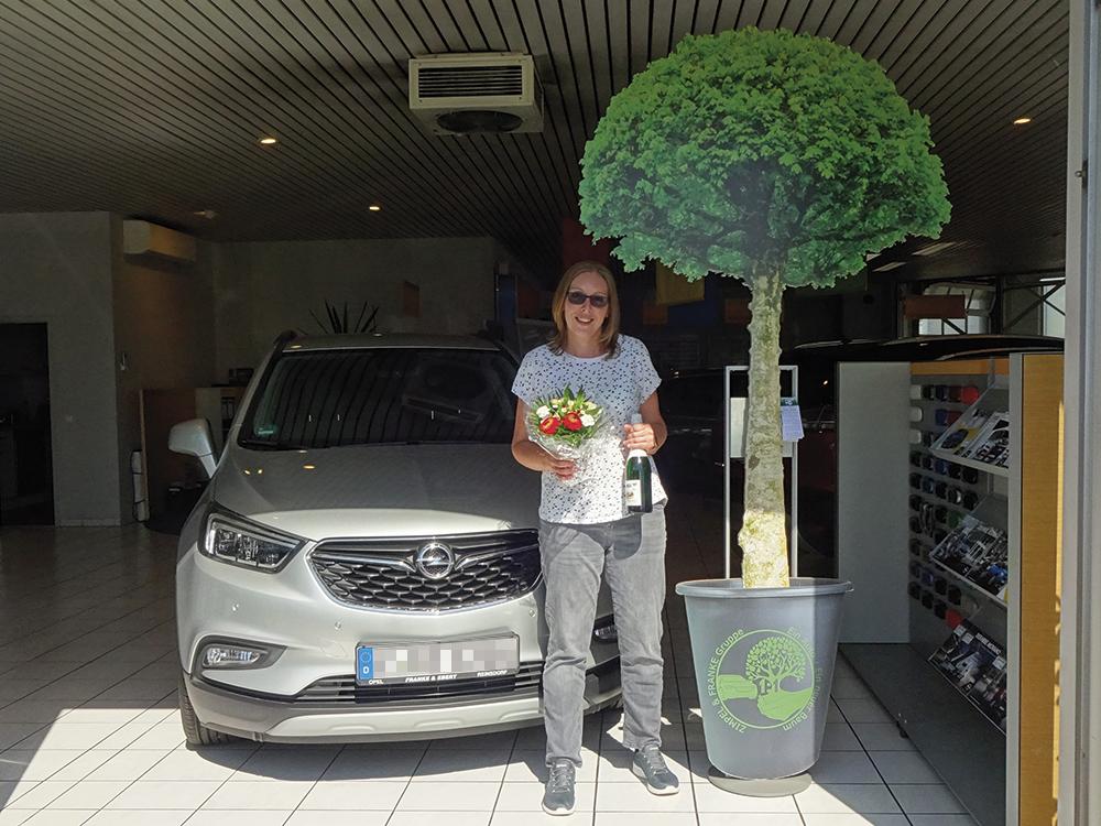 Ein Auto - ein neuer Baum #machenstattmeckern 0129