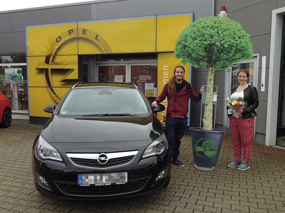 Ein Auto - ein neuer Baum #machenstattmeckern 0131