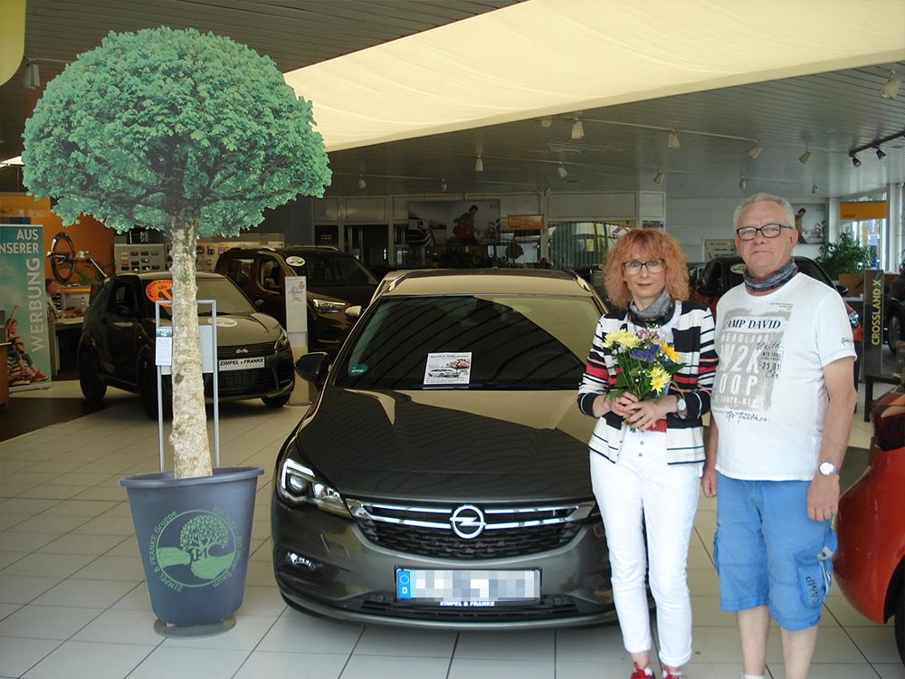 Ein Auto - ein neuer Baum #machenstattmeckern 0174