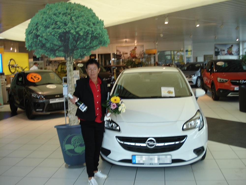 Ein Auto - ein neuer Baum #machenstattmeckern 0175
