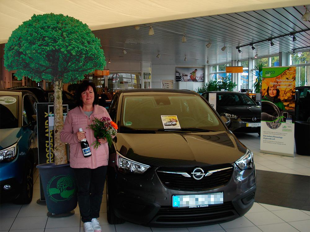 Ein Auto - ein neuer Baum #machenstattmeckern 0216