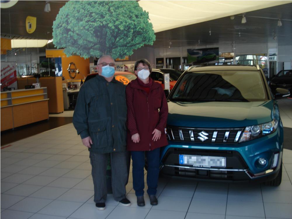 Ein Auto - ein neuer Baum #machenstattmeckern 0261