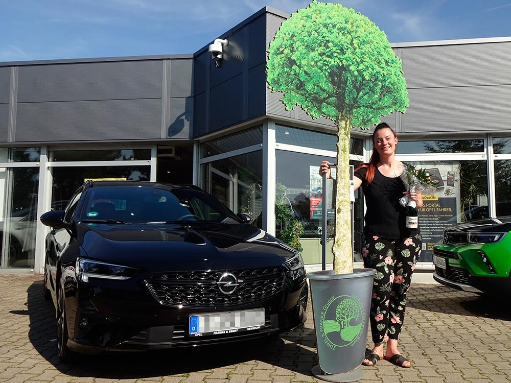 Ein Auto - ein neuer Baum #machenstattmeckern 0380