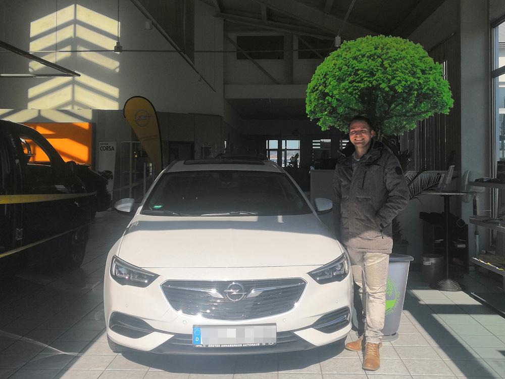 Ein Auto - ein neuer Baum #machenstattmeckern 0047