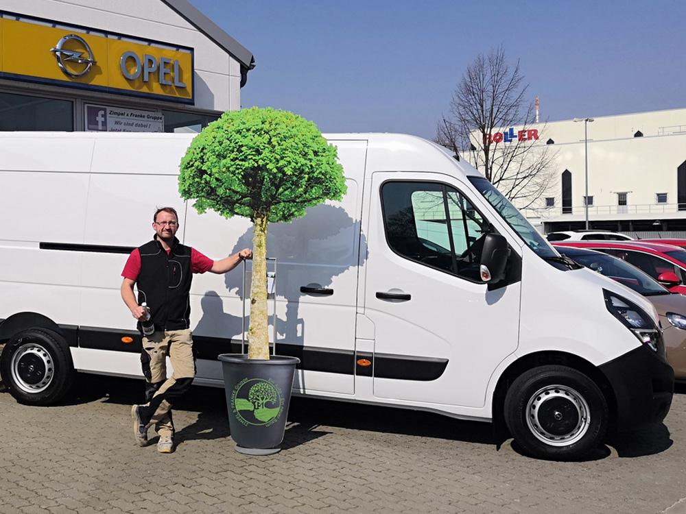Ein Auto - ein neuer Baum #machenstattmeckern 0050