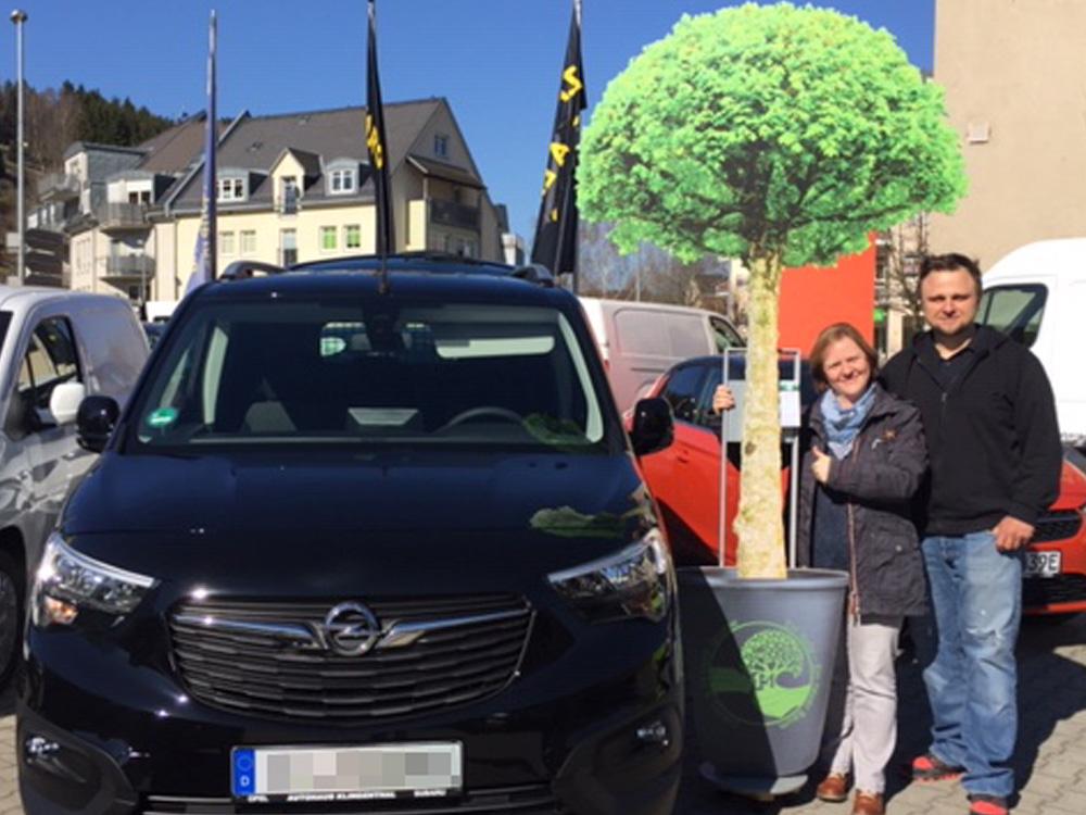 Ein Auto - ein neuer Baum #machenstattmeckern 0043