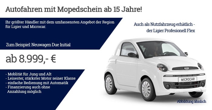 Angebot Due Initial