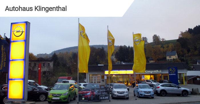 Autohaus Klingenthal