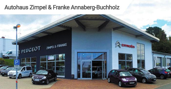 Autohaus Zimpel & Franke Annaberg-Buchholz