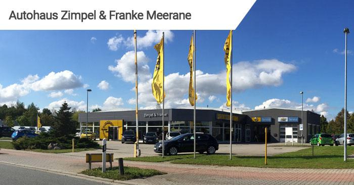 Autohaus Zimpel & Franke Meerane