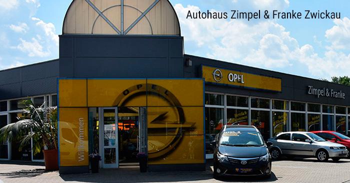 Autohaus Zimpel & Franke Zwickau