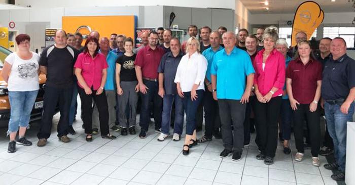Team ZIMPEL & FRANKE in Annaberg-Buchholz