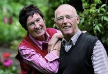 Die Firmengründer Evelyn und Dietmar Zimpel